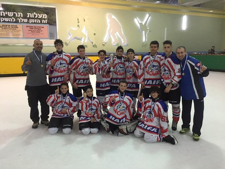 הענקת גביעים למצטיינים ומדליות על ליגה נוער לאומית צפון 2017-2018