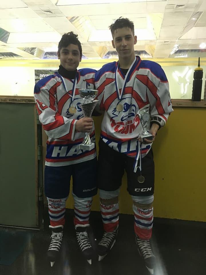 מצטיינים ומדליות על ליגה נוער לאומית צפון 2017-2018