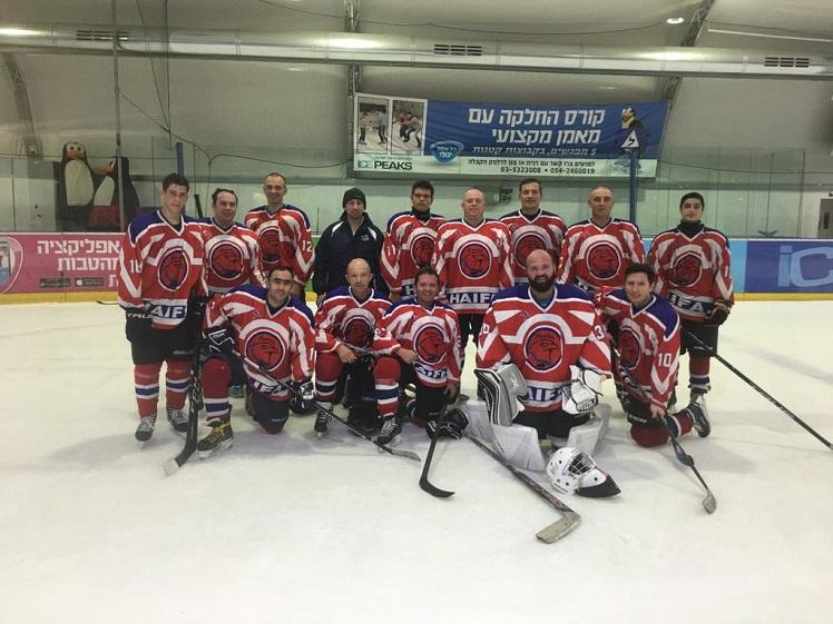 Hawks Haifa, 28.06.2019, Ice Peaks