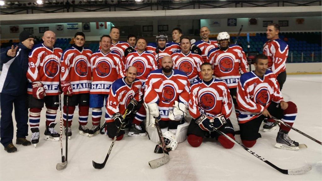פתיחת ליגת הוקי קרח, עונת 2019-2020, מטולה 7.11.2019
