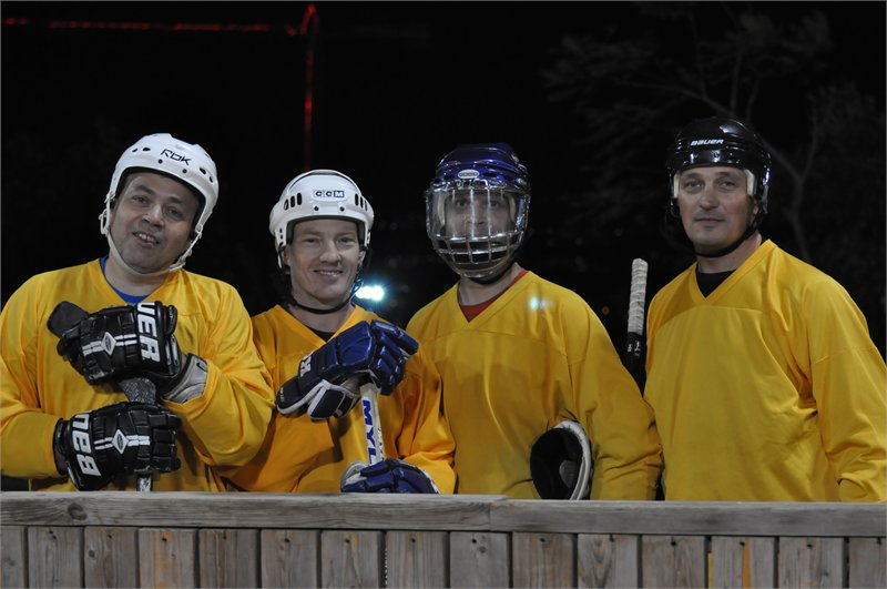 Roller Hockey in Afula 29.10.11