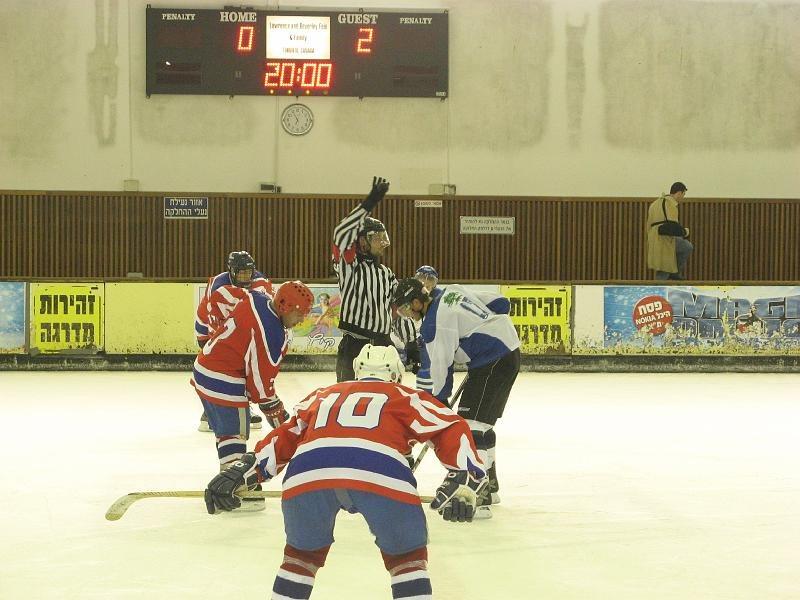 02-01-2009 (0 : 2), Hawks Haifa נגד מכבי צעיר מטולה
