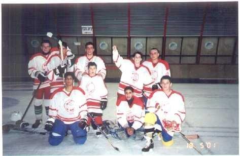 היסטורית המועדון הוקי חיפה הוקס, עונת 2000-2001