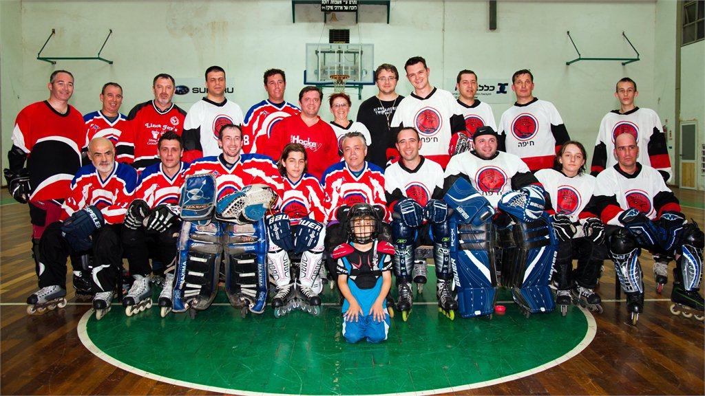 02-05-2012, אימון קבוצת Hawks Haifa