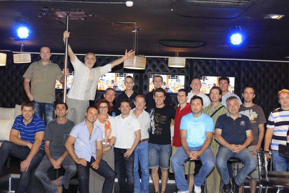 מסיבת סיום עונת 20011-2012
