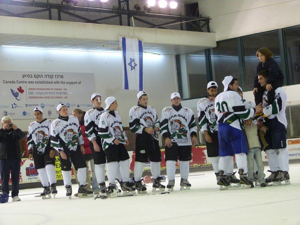 הוקי קרח נוער, משחק גמר על המקום הראשון, עונת 2012-2013