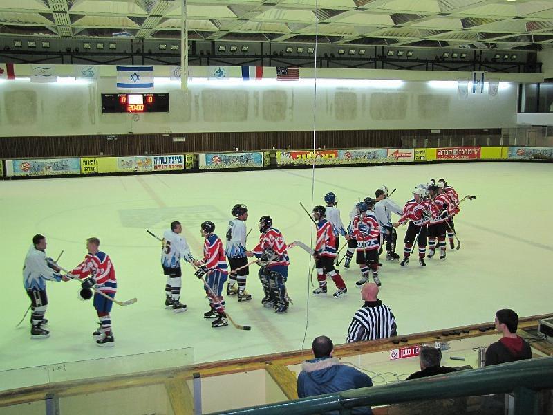 06-02-2009 (7 : 0), Hawks Haifa נגד Rishon Devils