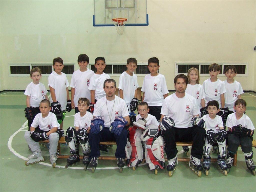 קבוצת ילדים  Hawks Haifa, עונת 2012-2013