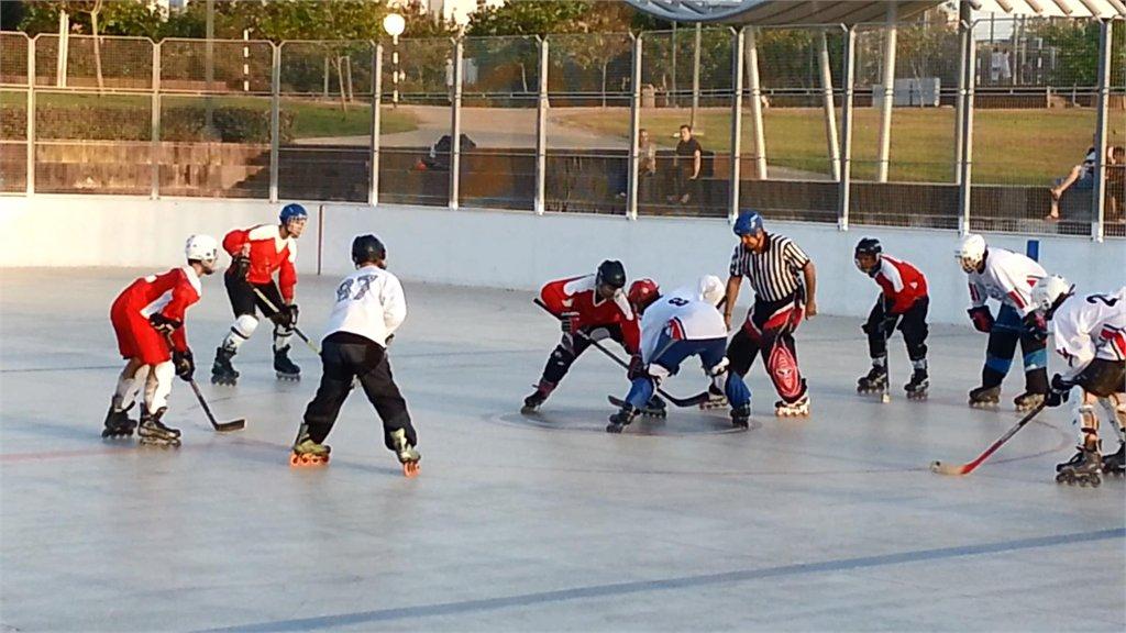 HC Netania נגד Rishon Devils 2, משחק מעבר ליגת העל, עונת 2012-2013
