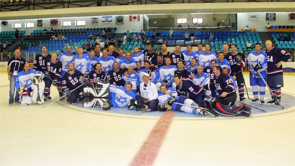 Maccabiah 2013 - Masters, Israel vs USA