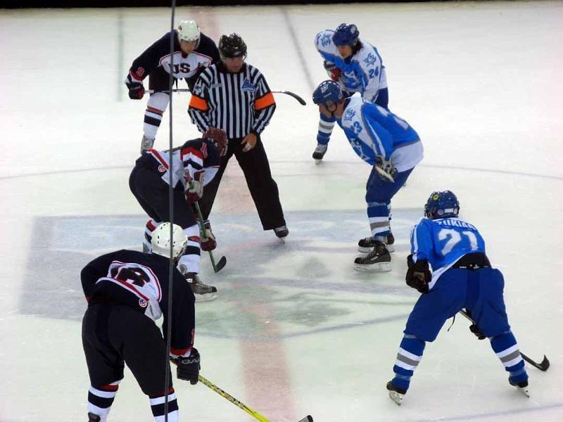 24-02-2009 מכביה, ישראל נגד אמריקה
