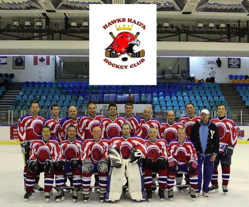 02-05-2013 (4 : 3), Hawks Haifa נגד Metulla Ice Hockey Club