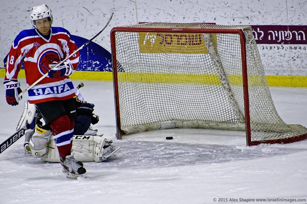 Haifa Hawks vs HC Metula, 06.02.2015 , 6:1