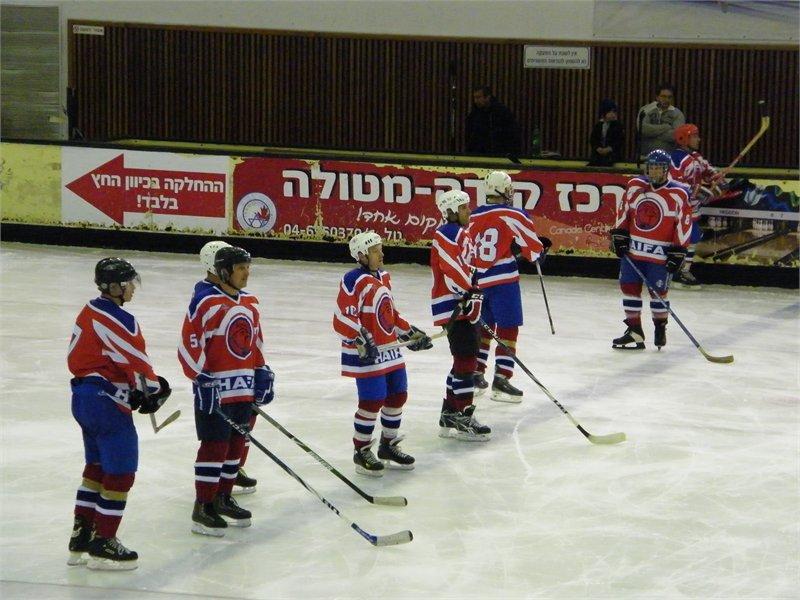 26-11-2011 (1 : 4), Hawks Haifa נגד Bat Yam