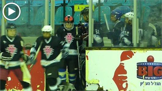 משחק גמר בליגת ההוקי קרח לנוער, עונת 2012/13