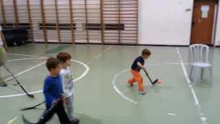 סרטוני אימונים קבוצת ילדים בגילאים 4 - 5