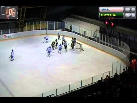 ICE HOCKEY WORLD CHAMPIONSHIP 2014 | Div. II Group A Israel - Australia