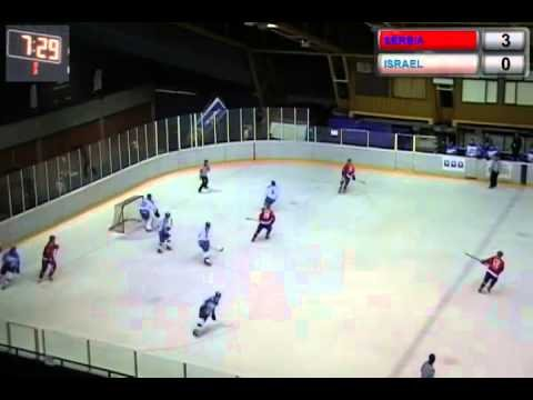 ICE HOCKEY WORLD CHAMPIONSHIP 2014 | Div. II Group A Israel - Serbia