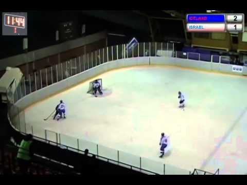 ICE HOCKEY WORLD CHAMPIONSHIP 2014 | Div. II Group A Israel - Iceland