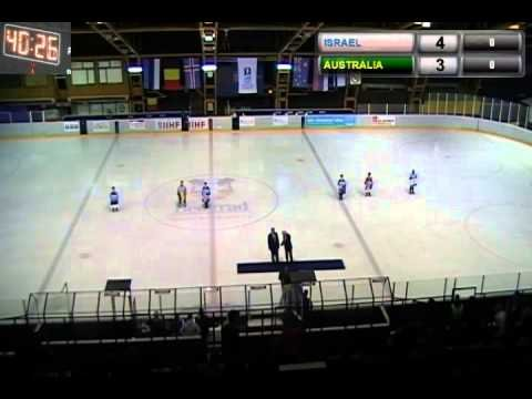 Opening  Ceremony of Ice Hockey World Championship Division II group A