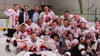 משחק גמר בליגת ההוקי קרח בוגרים לעונת 2013-2014