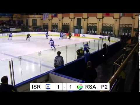 IIHF World Championships 2015 Israel vs South Africa