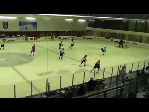Final Senior IceHockey-Metula vs Rishon -משחק גמר, עונת 2015-2014