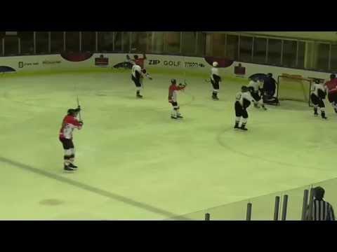 Final Senior IceHockey-Metula vs Rishon: Rishon G1