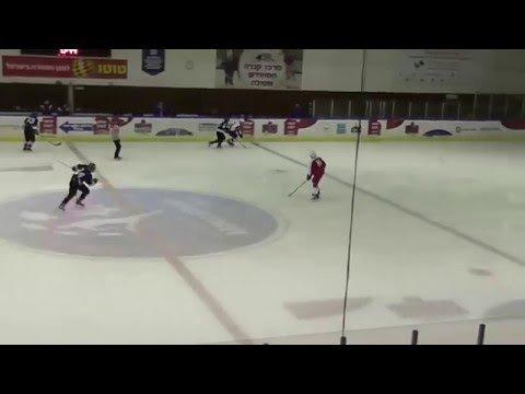 סרטוני השערים במשחק Maalot Monfort - U20 נגד Gedera Dragons - U20
