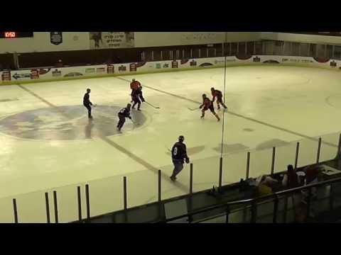 Maalot Monfort vs Hawks Haifa:Dani G4