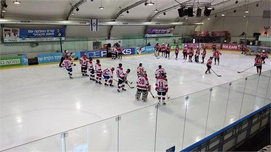 Hawks Haifa vs Beer sheva - B7