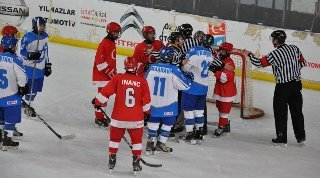 U18 World Championship 2013, Division III Group B, Israel - Turkey