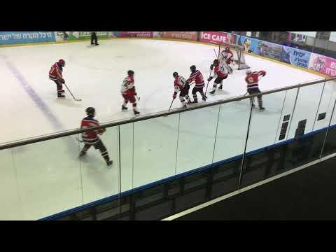 Hawks Haifa vs Richon Legions שליש 2