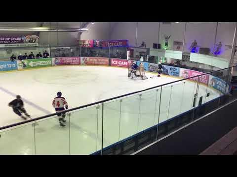 Hawks Haifa vs Yehud Silver Fox שליש 1 (1)