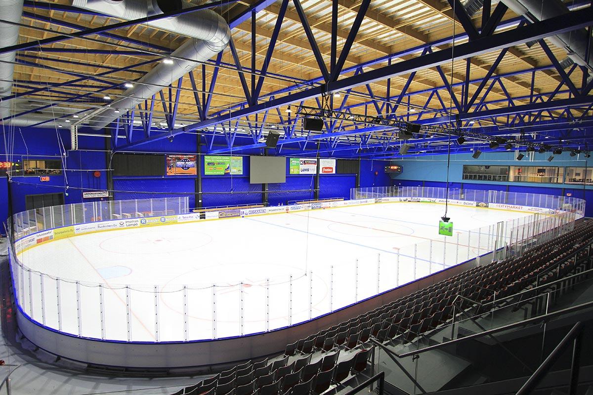 Хоккейный лагерь в городе Иматра (Финляндия) - 31.03-06.04.2020