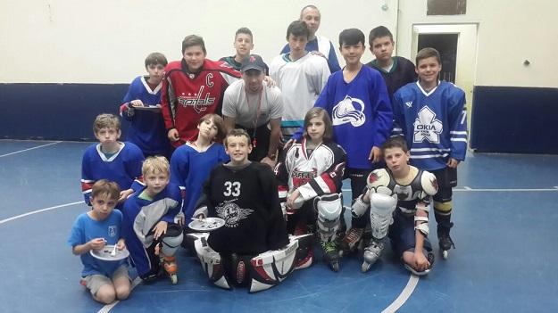קבוצת ילדים Hawks Haifa, עונת 2016-2015
