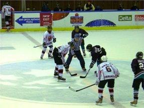 Rishon Ice Devils Junior נגד Metulla Ice Hockey Club