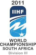 2011 IIHF WORLD CHAMPIONSHIP Div. III Cape Town, SOUTH AFRICA