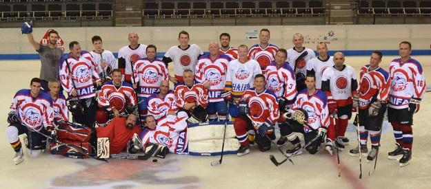 שחרני מועדון הוקי Hawks Haifa, עונת 2015-2014
