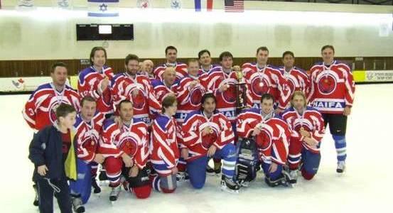 מועדון הוקי חיפה הוקס | הוקי קרח