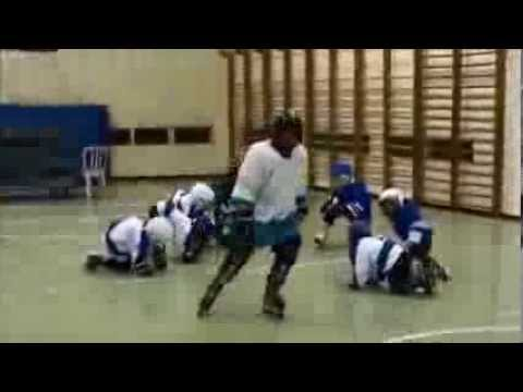 Hockey - Hawks Haifa Purim competition הוקי - תחרות פורים