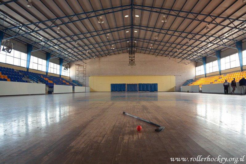 המגרש הוקי רולר ברמת הכובש - Ramat Hakovesh Rink