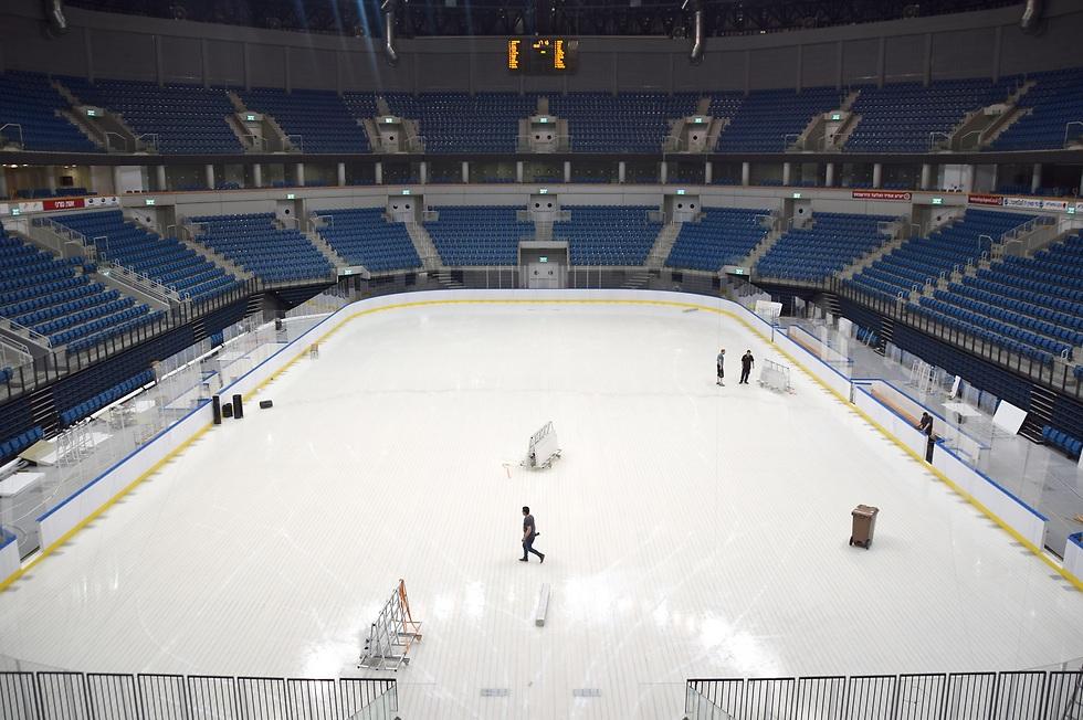 ארנה פיס ירושלים - Pais Arena Jerusalem